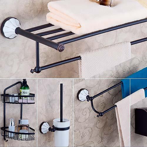 Аксессуары для ванных комнат, туалета, кухни