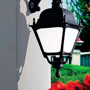 Настенные уличные фонари